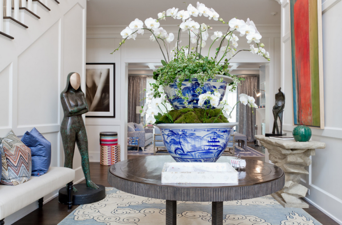 Квіти - один із способів створити приємний аромат в будинку.