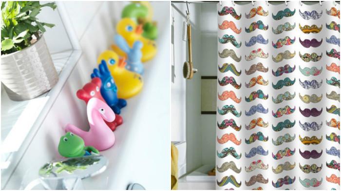 Позаботьтесь о том, чтобы ванная комната была удобной для всех.