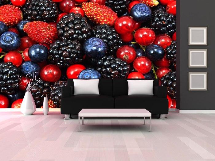Качественные натяжные стены - с хорошим изображением.