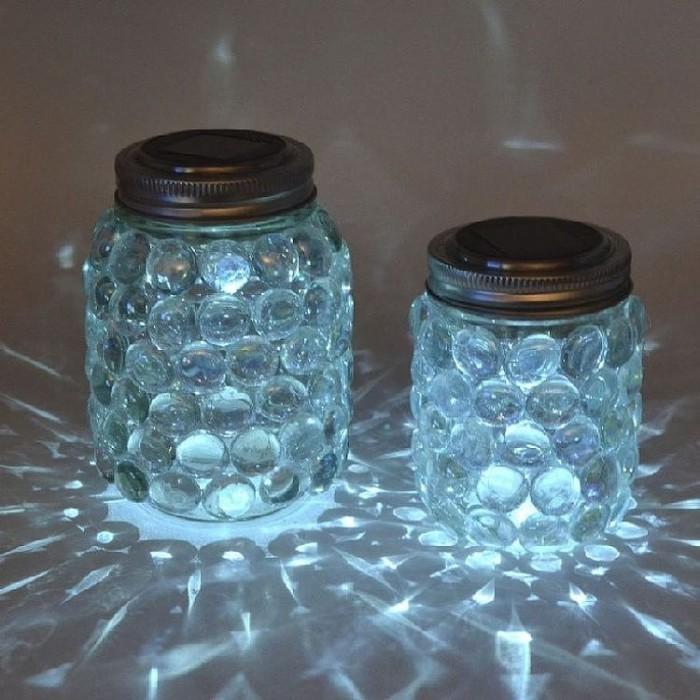 Поделки из банок стеклянных своими руками