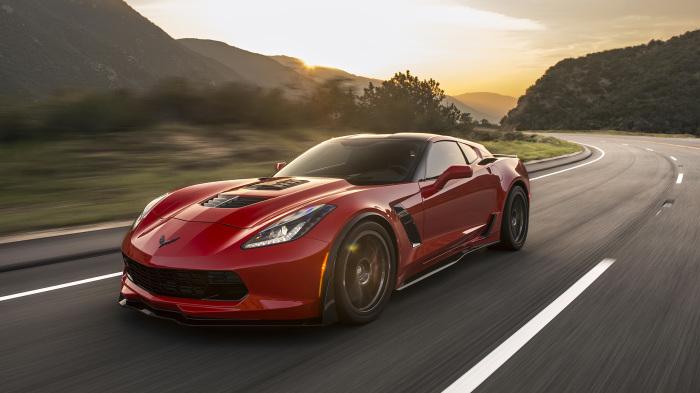 Corvette С7 Z06: как спорткар превратить в стильный универсал для всей семьи.