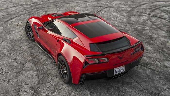 Corvette С7 Z06: хорош, как ни крути!
