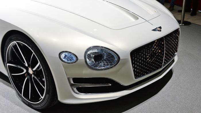 Очарование Bentley