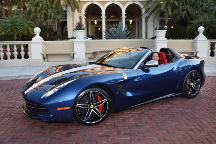 Что может быть лучше Ferrari F60 America.