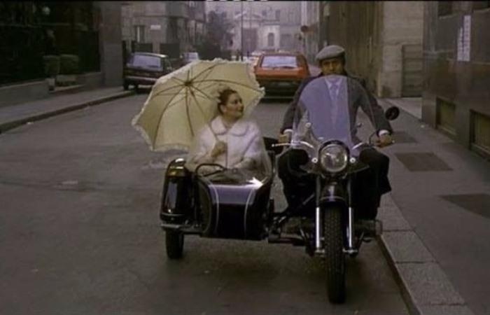 Мотоцикл, который выбрал для себя легендарный актер.
