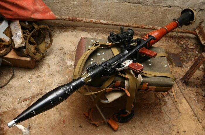 Оружия продавали много. /Фото: osob.store.