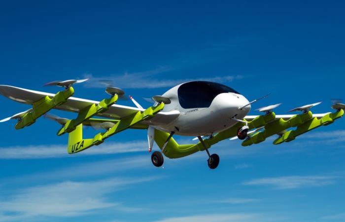 Новая Зеландия запускает летающее такси.