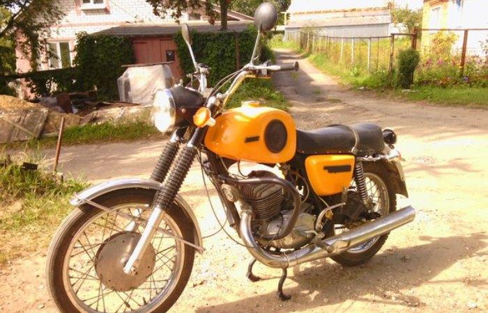 Лучшие советские мотоциклы.
