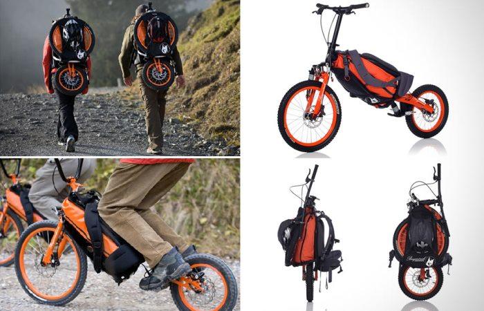 Самые необычные велосипеды, созданные человеком.