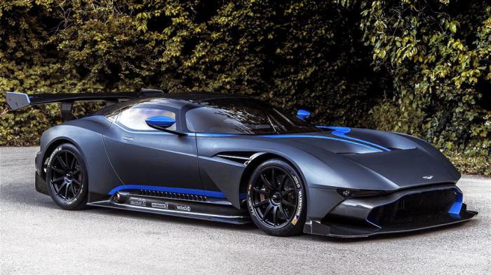 Действительно - Aston Martin Vulcan.