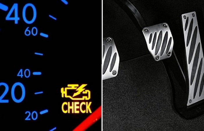 Проверка ошибок в автомобиле