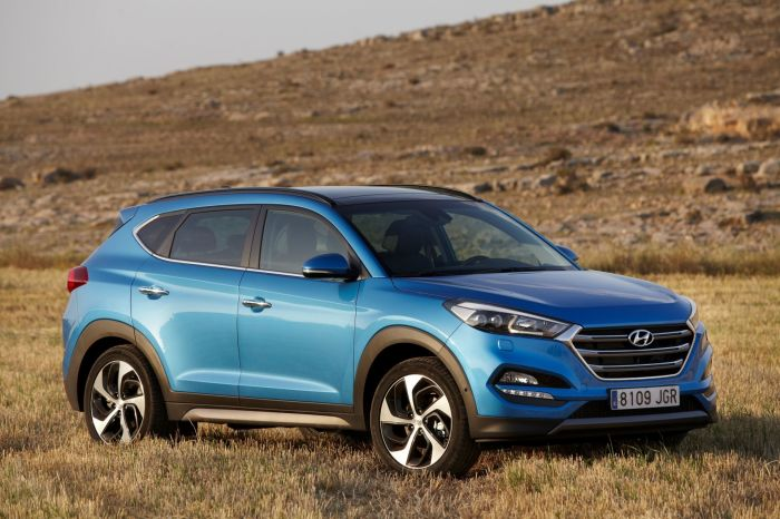 Многие берут Hyundai Tucson по ошибке.