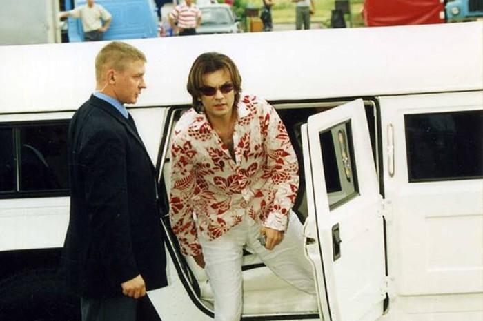 Большой автомобиль Филиппа.