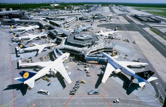 Невероятное об аэропортах.