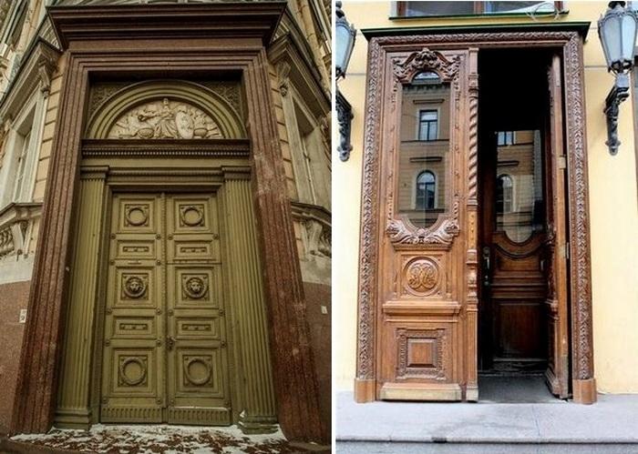 Очень большие двери. /Фото: novate.ru.