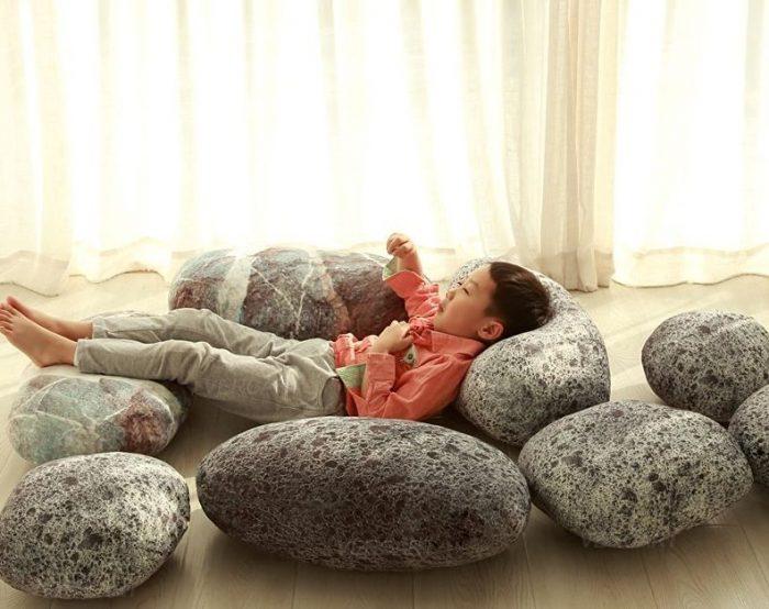 Очень удобные подушки.