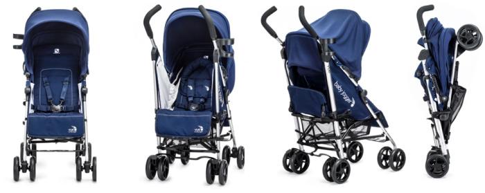Прогулочная коляска BABY JOGGER VUE.