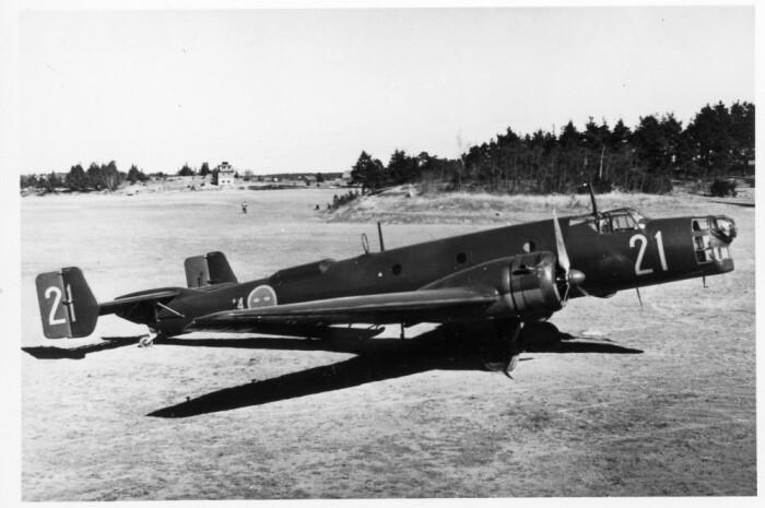 Создан самолет был еще в 1934 году. /Фото: flickr.com.