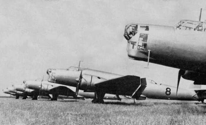 Сняты с вооружения в 1944 году. /Фото: luftwaffephotos.com.