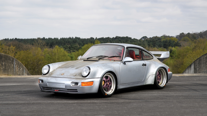 Porsche 911 RSR -  одна из 5.