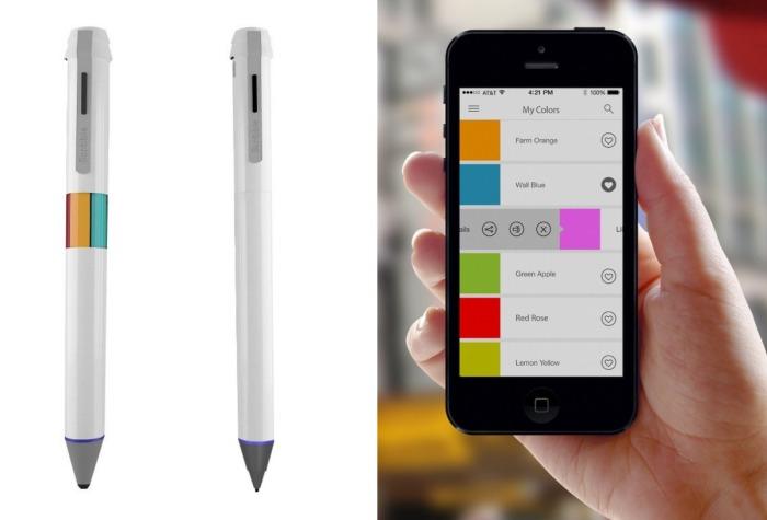 Ручка с широкими возможностями.
