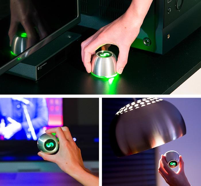 Пульт, который умеет всё и которому не нужны кнопки.