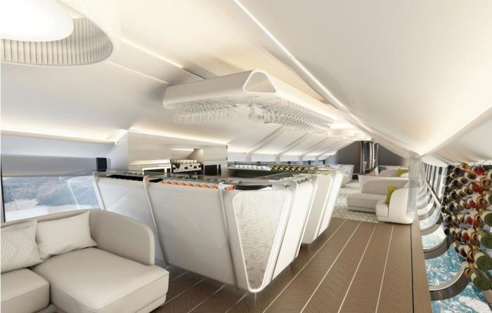 На борту может жить до 19 человек.