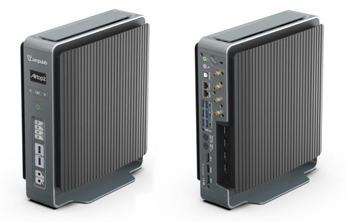 Супер мощный компьютер Airtop.