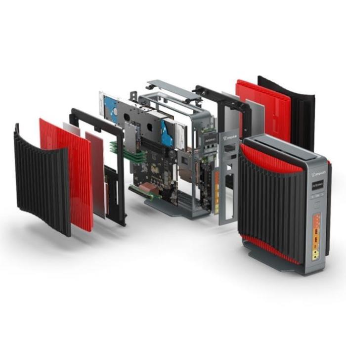 Компьютер Airtop  продуман до мелочей.