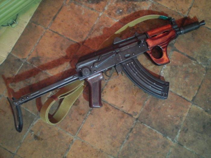 Загадочный АКМСУ. /Фото: soldat.pro.