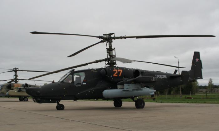 Вертолет не нравился командованию. |Фото: wallbox.ru.
