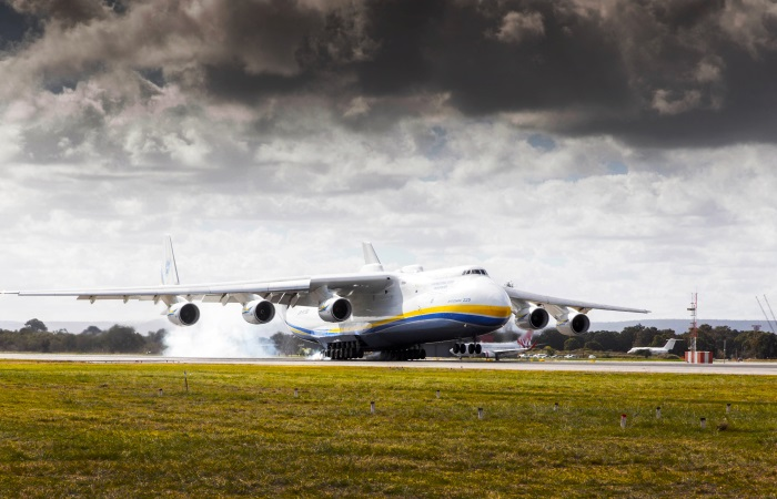 Даже сегодня Ан-225 «Мрия» не знает себе равных.