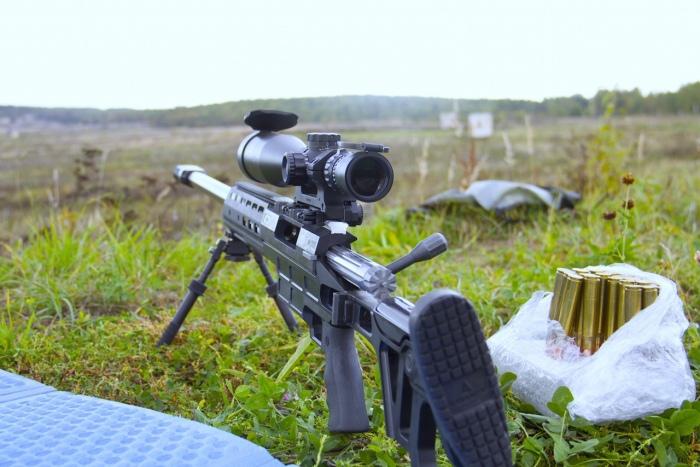 Винтовка против снайперов. /Фото: Pinterest.