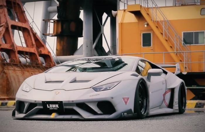 Дерзкий автомобиль. /Фото: techeblog.com.