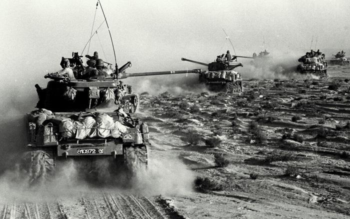 Виной всему стала шестидневная война. /Фото: cezarium.com.