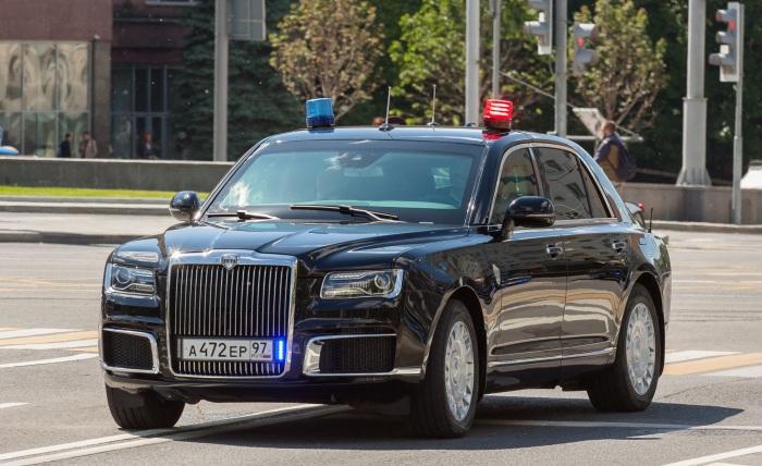 Машина президентского класса. /Фото: tvoe-avto.com.