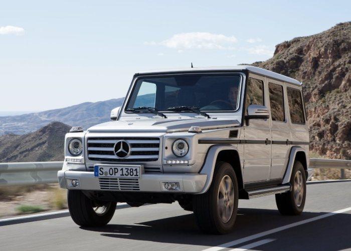 Трудно будет найти машину лучше, чем Mercedes-Benz G-Class.