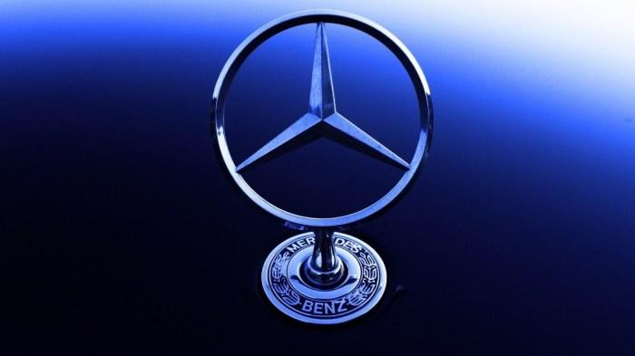 Триединство Mercedes.
