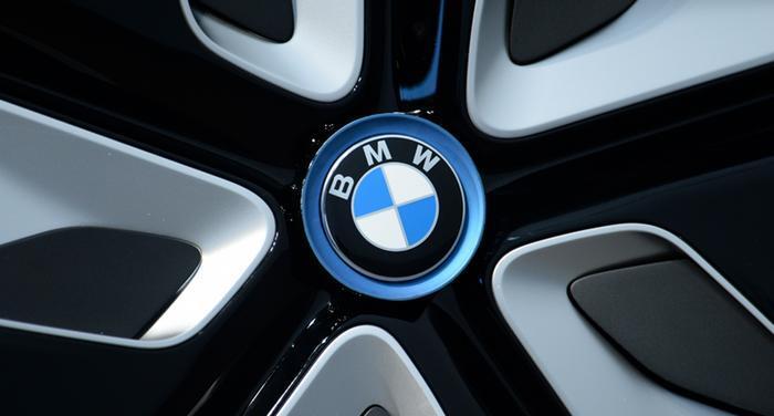 Патриотичный BMW.