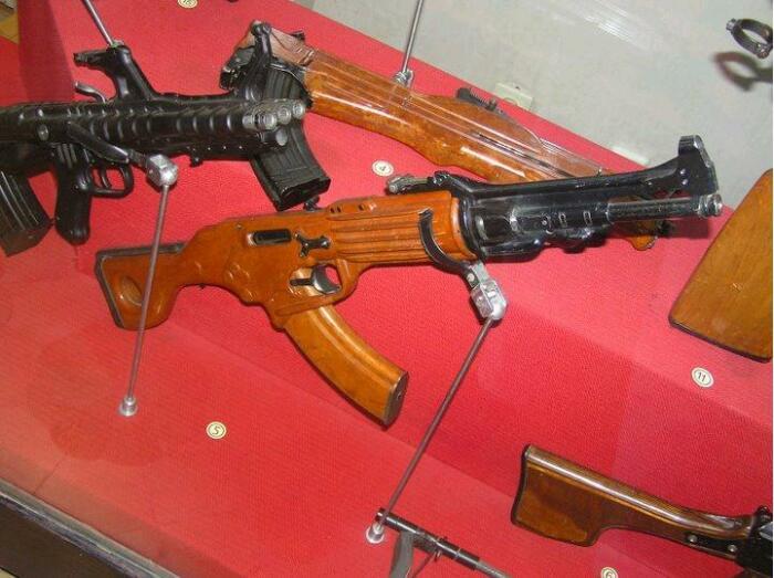 В рамках проекта ТКБ была создана целая серия автоматов. /Фото: forum.guns.ru.