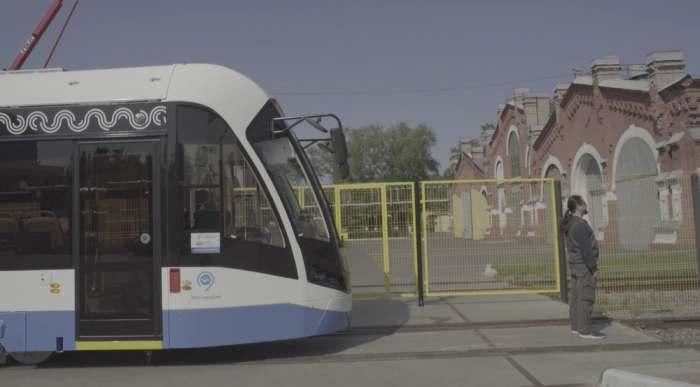 Трамвай, которому будет не нужен водитель. /Фото: newatlas.com.