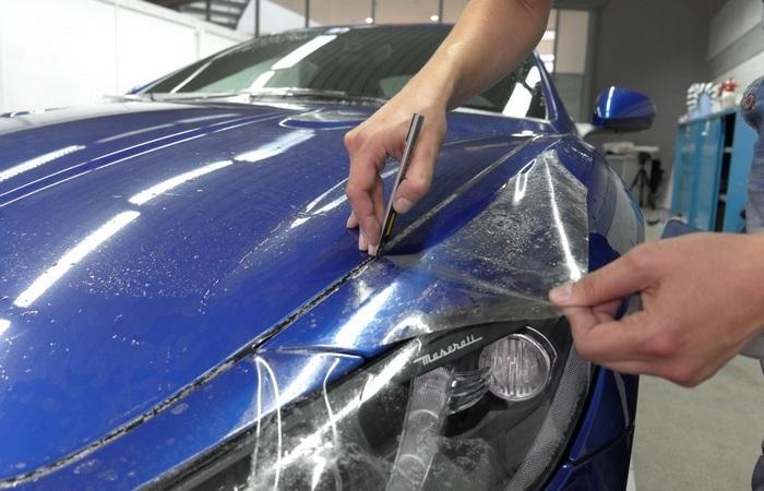 Почему не стоит накрывать кузов автомобиля защитной пленкой: опыт бывалых