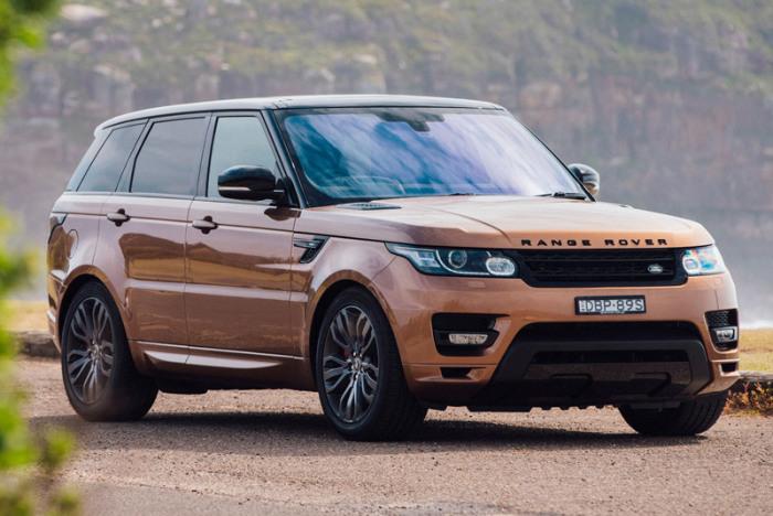 Лучше не брать для себя Land Rover Range Rover Sport.