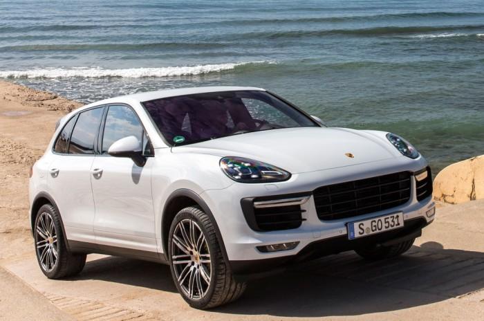 Дорогой и роскошный Porsche Cayenne может стать еще той проблемой.