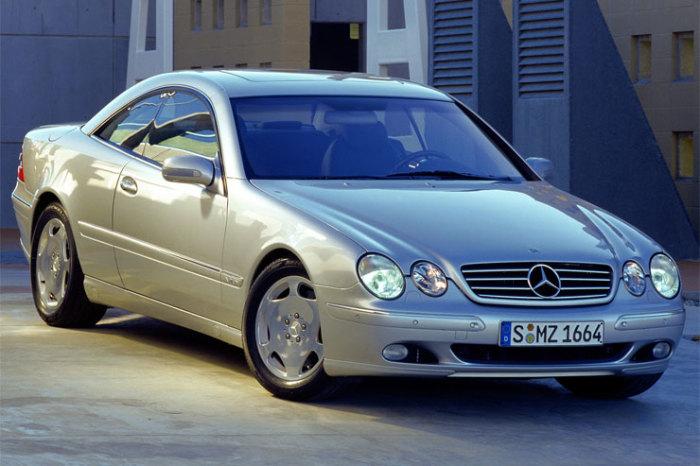 Стоит дважды подумать перед покупкой Mercedes-Benz CL600.