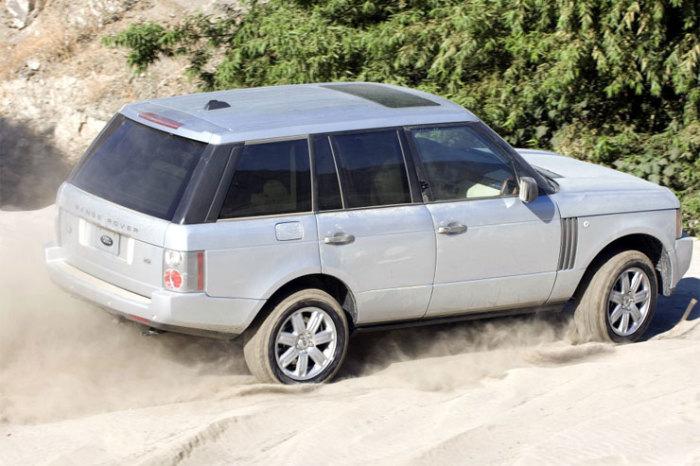 Как это не обидно, но Range Rover 4.4 не лучшее авто.