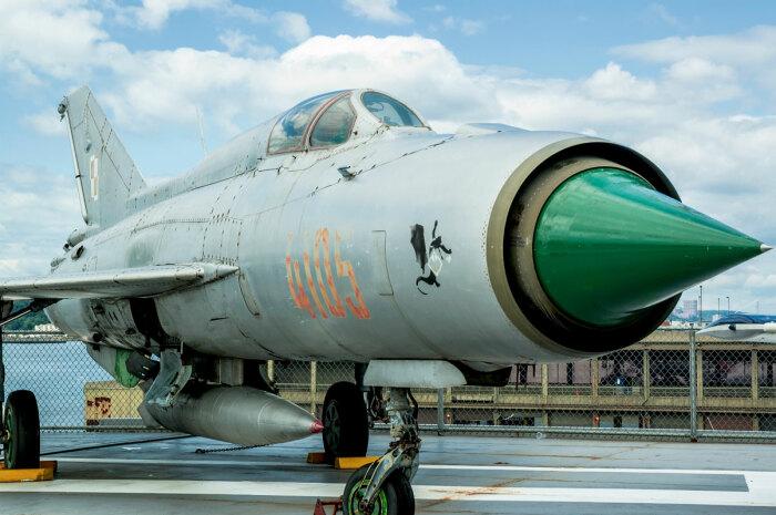 Самый массовый советский истребитель. /Фото: leskoppephotography.com.