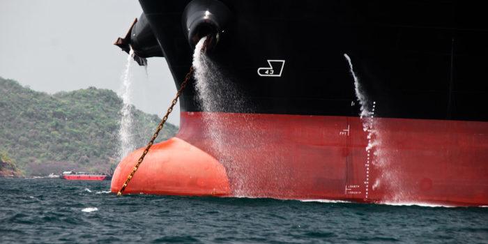 Вода - это балласт. /Фото: liberoservices.org.