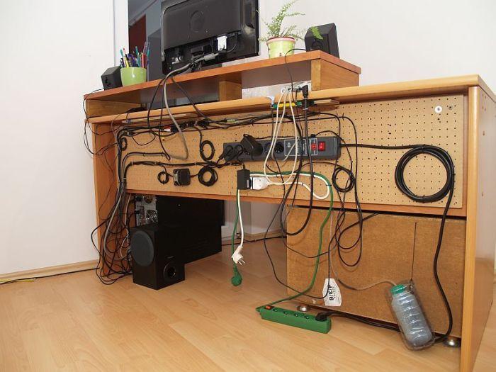 Провода должны быть в порядке. /Фото: tr.pinterest.com.