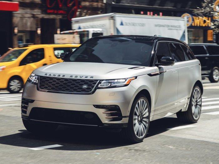 Абсолютно невероятный Range Rover Velar.